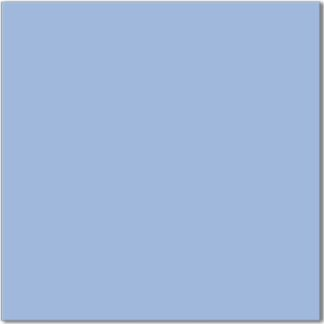 Pale blue tile - a square ceramic wall tile with gloss finish