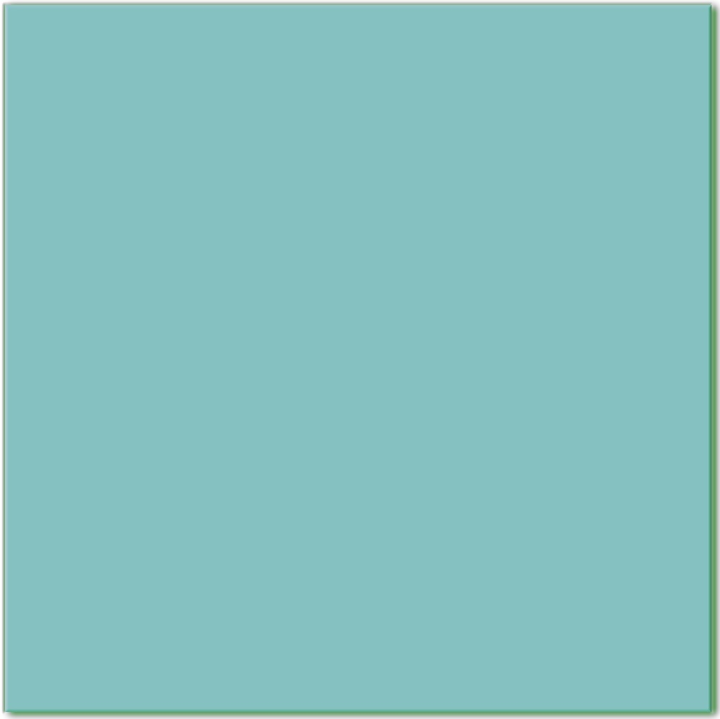 Duck Egg Blue tile - a square ceramic wall tile with gloss finish