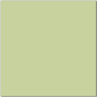 Light green tile - a square ceramic wall tile with gloss finish