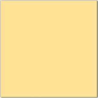 Pale Yellow tile - square ceramic wall tile with gloss finish