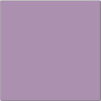 Pale purple tile - square ceramic wall tile with gloss finish