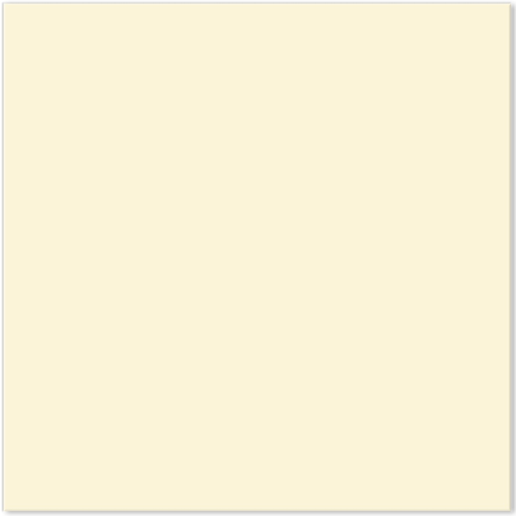 Cream tile - square ceramic wall tile with gloss finish