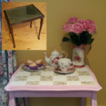 A Complete Guide to Upcycling a Tiled Table
