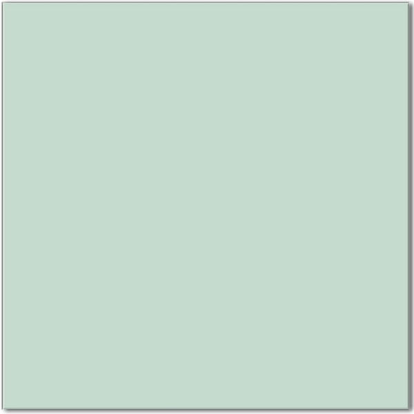 Green Tiles - Pale Green Plain Coloured Wall Tile
